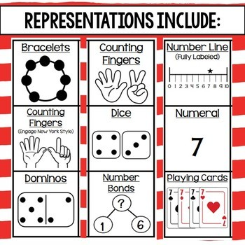Number Cards 0-10 (Print and Go Cards) #crazybundledeals