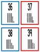 Number Cards 0-50 (ten frame and tens/ones)(even/odd)