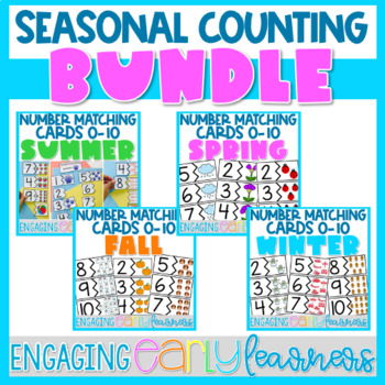 Number Cards (1-10) *BUNDLE*