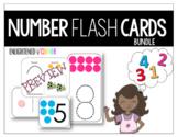 Number Cards (1-10) Bundle