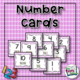 Number Cards (1 - 10) **Tally Marks** Number Representation