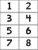 Number Cards (1-1,000)
