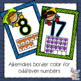 Number Cards 0 -20 with 10's frames