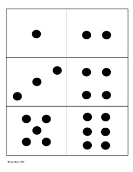 Number Cards 1 Through 30