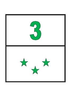 Number Cards 1 to 10