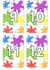 Number Cards- Color 0-100