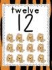Number Posters (Jungle/Safari Themed)