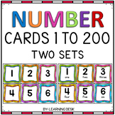 Classroom Number Line Wall Display  1-120