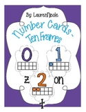 Number Cards with Ten Frames