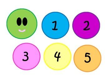 Number Caterpillar