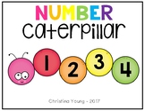 Number Caterpillar