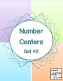 Number Centers - Set #2
