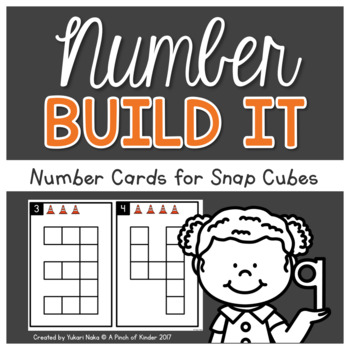 Number Centres: Number Build It!