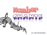 Number Chants Power Point