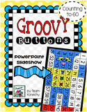 Number Chart - Groovy Buttons