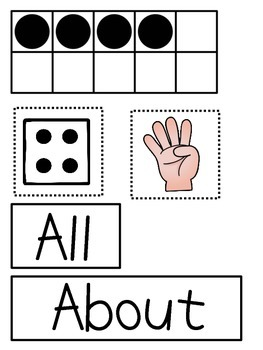 Number Charts 1-10