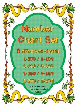 Number Charts