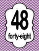 Number Charts 41-50