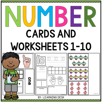 Number Worksheets And Charts