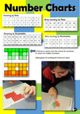 Number Charts - Whole number & Decimals