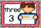 Number Charts to 20