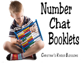 Number Chat Booklets