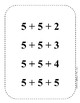 Number Chat-First Grade-Module 2-Common Core and Engage New York Aligned