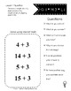 Number Chat-First Grade-Module 3-Common Core and Engage New York Aligned