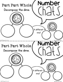 Number Chats Bundle for the Year
