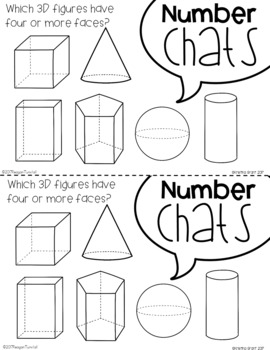 Number Chats Geometry