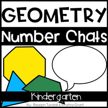 Number Chats Kindergarten Geometry
