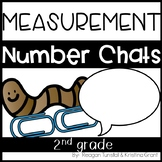 Number Chats Measurment Second Grade