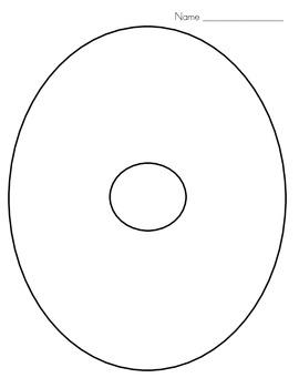Number Circle Map 1-10