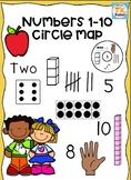 Number Circle Maps