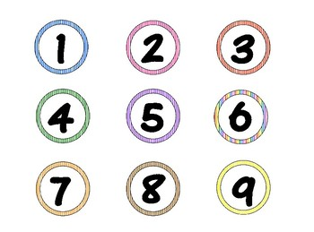 Number Circles