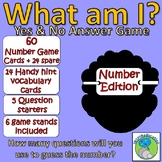 Number Classification and Vocabulary - Yes/No Card Game (1 - 1000000)