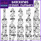 Number Clip Art- Purple Crayon Numbers {jen hart Clip Art}
