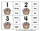Number Clip Card Center Easy Prep for Numbers, Number Words & Ten Frames Easter