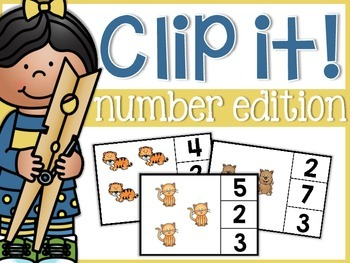 Number Clip It!