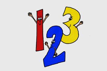 number clip art by stars teachers pay teachers rh teacherspayteachers com Animated Clip Art for Teachers Superhero Clip Art for Teachers