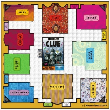 Number Clue board game & Divisibility Tricks Combo Pack