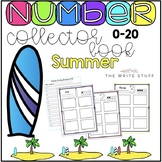 Number Collector Book Summer