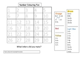 Number Colouring Fun Basic Facts