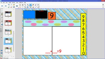 Number Combination Addition
