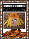 Number Combinations Fall Craft