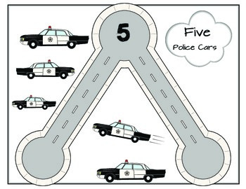 Number Combinations Game: The Road to Addition