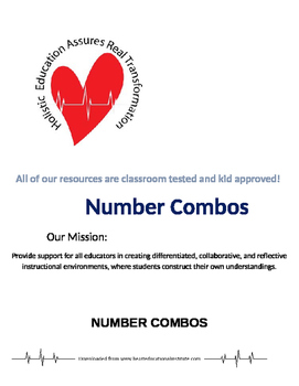 Number Combos