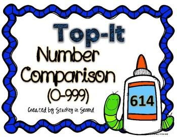 Number Comparison Top It