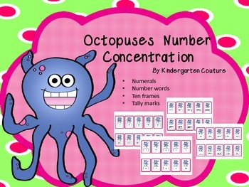 Number Concentration with Octopus