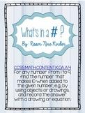Number Concept 1-10 Worksheets